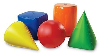 blow up 3d shapes