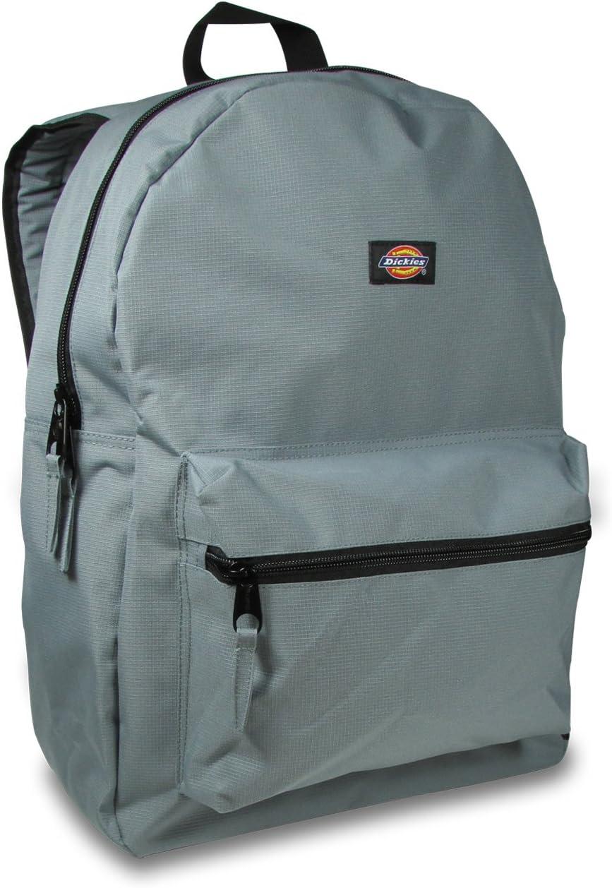 Gravel Gray Dickies Student Backpack One Size Aquarius LTD Child Vendor Code I-27087-043