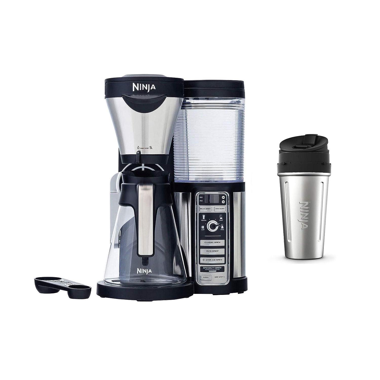 Amazon.com: Ninja Coffee Bar Auto-IQ Intelligence Brew Maker ...