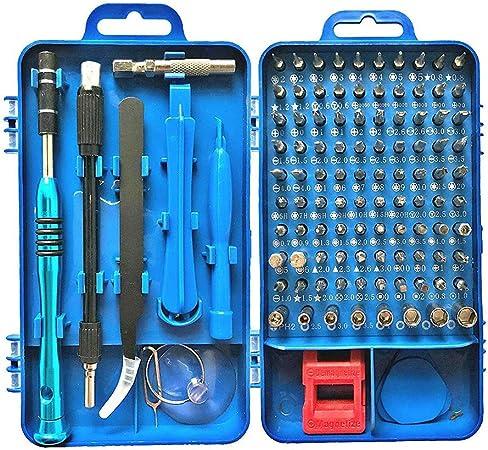 Petite poche 8 dans 1 outil de réparation de tournevis de clé de plongée