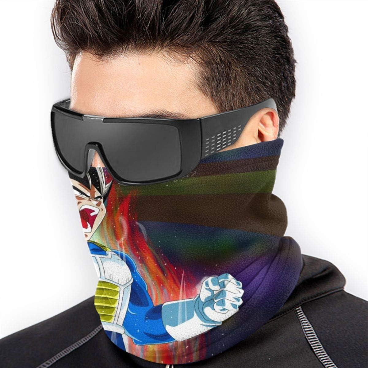 Seamless Warmer Windproof UV Protection Neck Gaiter Scarf Bandana Face Mask