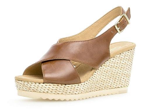 7a245c05 Mujer sandalias 791 25 sandalias sandalias Cuña Cuña Gabor De WrdBCxoe