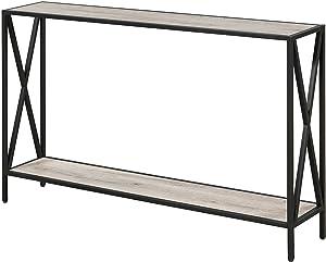 Convenience Concepts Tucson Console Table, Sandstone
