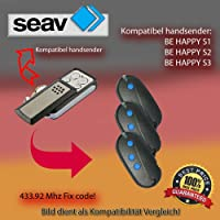 Emisor manual 433.92MHz para SEAV be happy S1