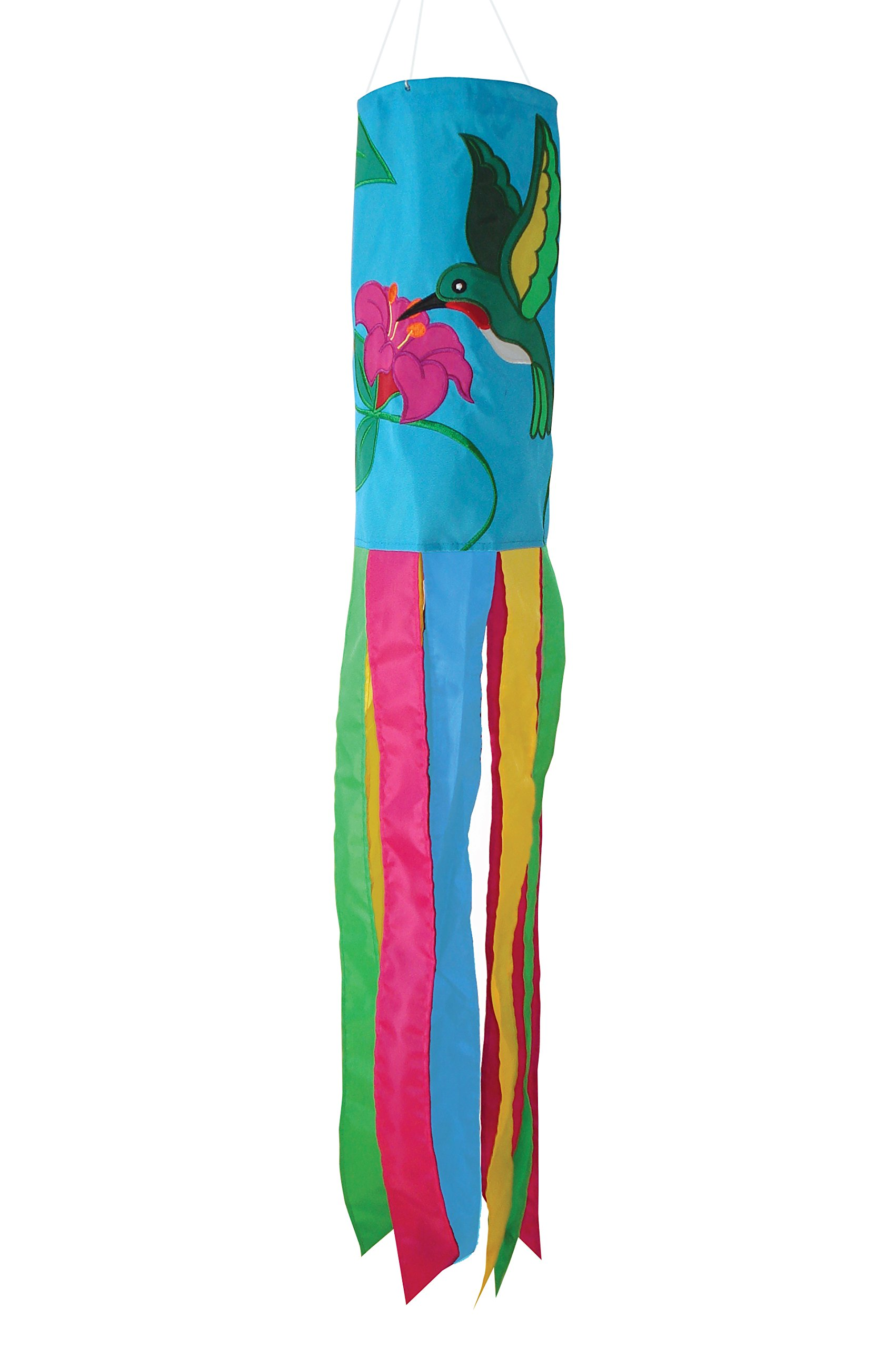 In the Breeze Hummingbird Windsock, 40-Inch
