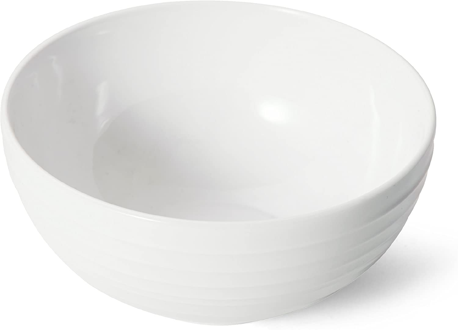6.25-Inch Mikasa Cheers White Dots Cereal Bowl