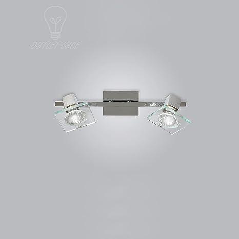 FARETTO DA MURO DESIGN MODERNO TOP LIGHT MODELLO 1031/F2 ...