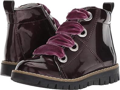 Amazon.com  Primigi Kids Baby Girl s PRO 23857 (Toddler Little Kid) Bordo  29 M EU M  Shoes 426235e81