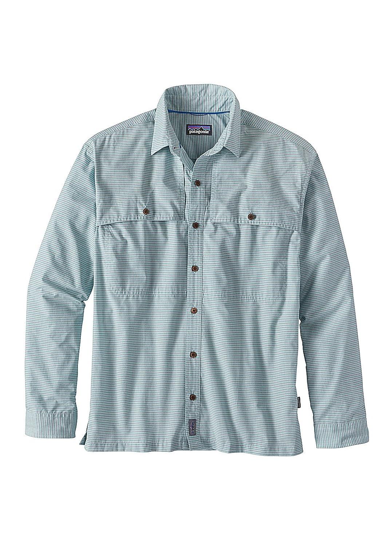 Herren Hemd lang Patagonia Island Hopper II Shirt LS