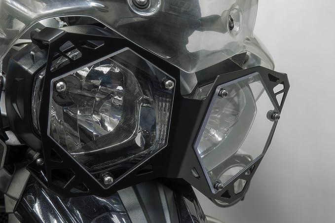 CNC Headlight Protector Cover For Triumph Tiger 800 XC XCA Explorer XC 2010-2017