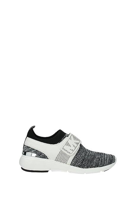Michael Kors Zapatillas de Tela Para Mujer *, Color Negro, Talla 40.5 EU: Amazon.es: Zapatos y complementos