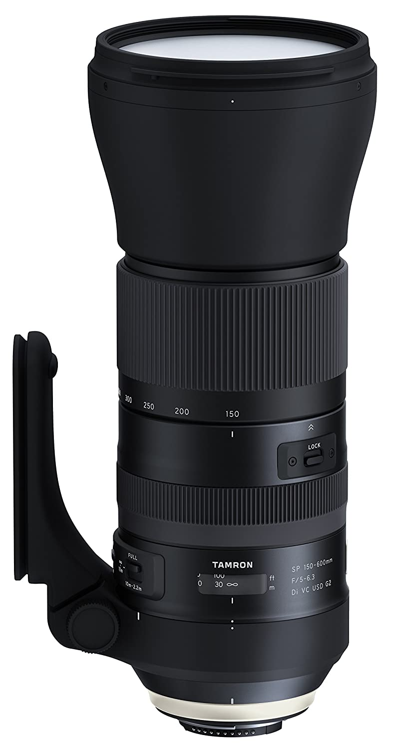 Tamron T Objetivo SP  mm F  Di VC USD G