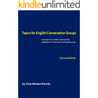 Topics for English Conversation Groups