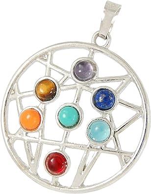 Gorgeous !! Free Shipping mix-Stone 925 Silver Gemstone Ethnic Jewelry Pendant