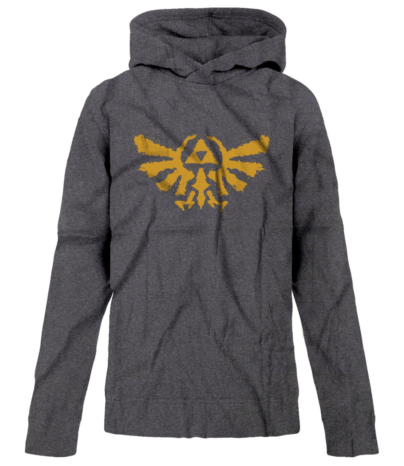 BSW Youth Boys Rorschach Zelda Triforce The Golden Power Hoodie 1246-1HPY