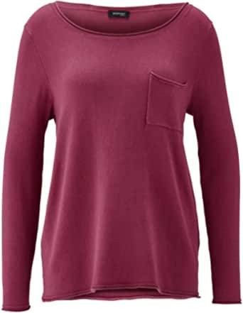Tchibo Round Neck Pullover Top For Women