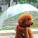 ペット用 傘 おペット散歩用傘 ペットアンブレラ 雨天でもお散歩アンブレラ 雨具