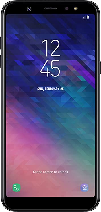 "Samsung Galaxy A6 Plus Smartphone, 6.0"", NanoSIM, 32 GB, 4G/LTE Cat6 300/50 Mbps, Processore Octa Core 1.8 GHz, Dual SIM, Negro- Version Italiana: Amazon.es: Electrónica"