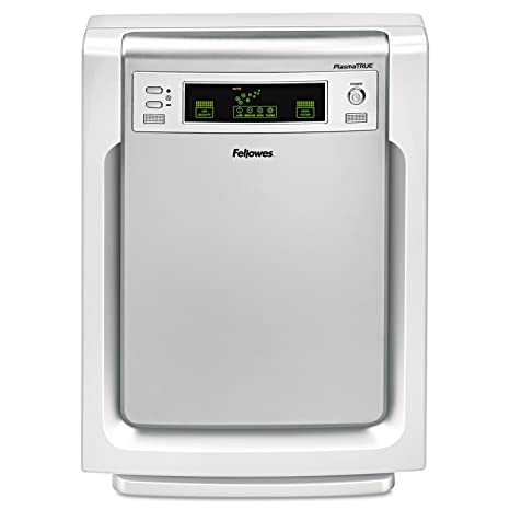 Amazon.com: Fellowes Quiet Air Purifier With True HEPA Filter (AP ...