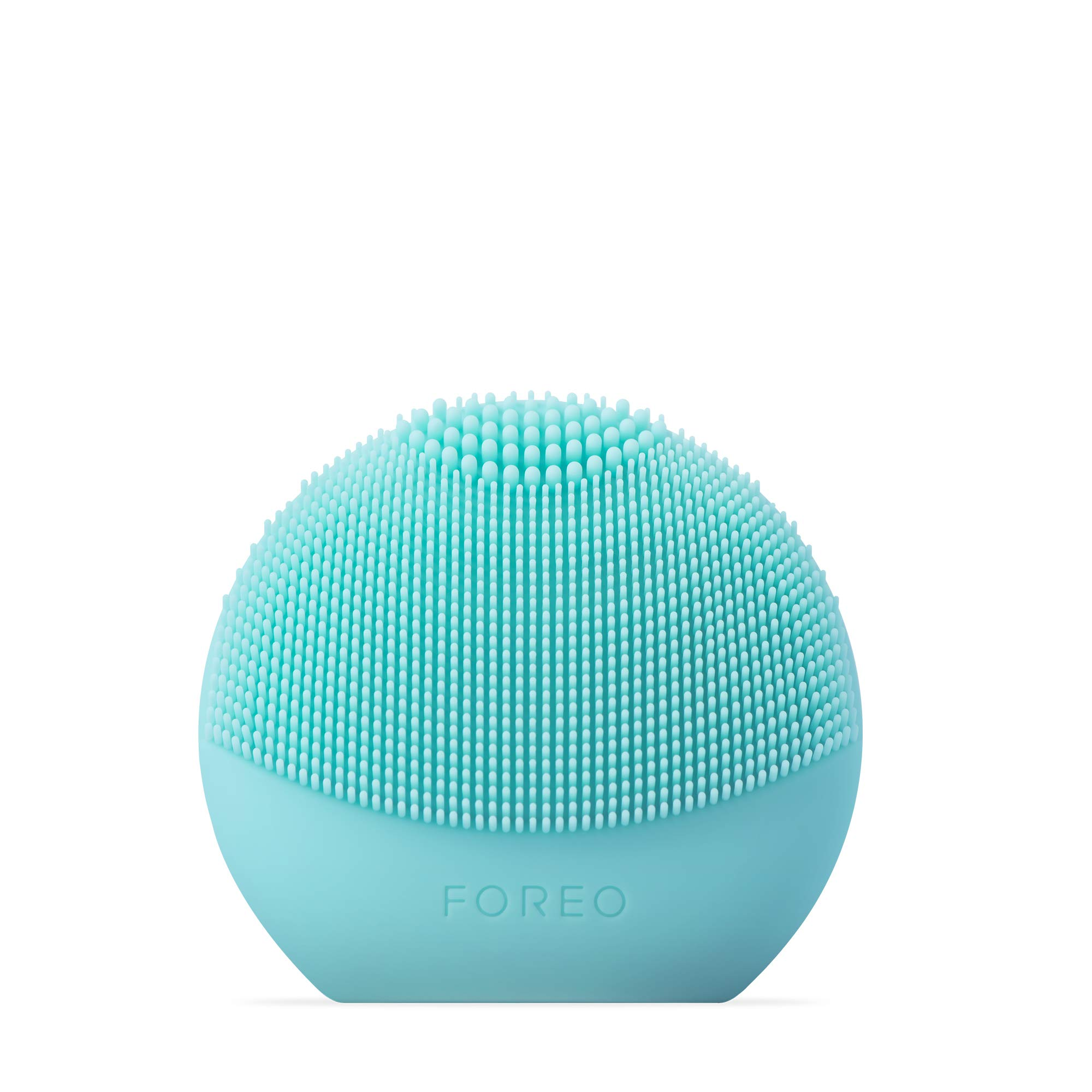 FOREO LUNA fofo Smart Facial Cleansing Brush and Skin Analyzer, Mint, Personalized Cleansing for a Unique Skincare Routine,  Bluetooth & Dedicated Smartphone App