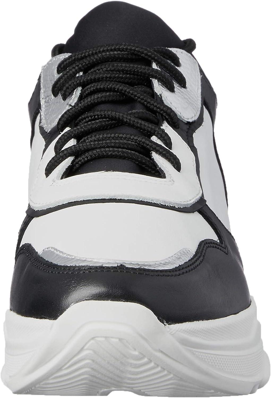 Shelly's London Zakaria, Womens Shoes Black ()