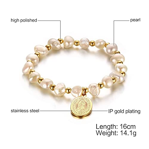 Amazon.com: Dapengzhu Beads Bracelets For Woman Charm ...