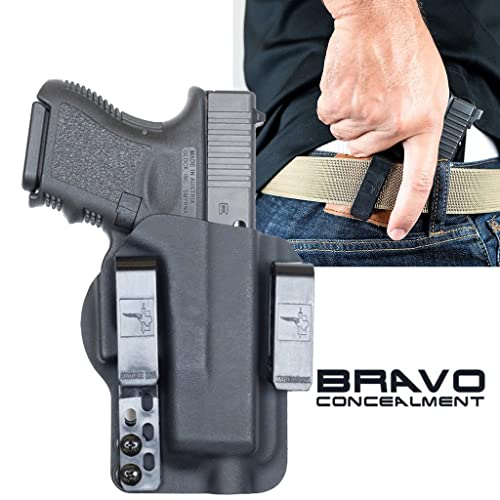Inside the WaistBand DOS Gun Holster by Bravo Concealment