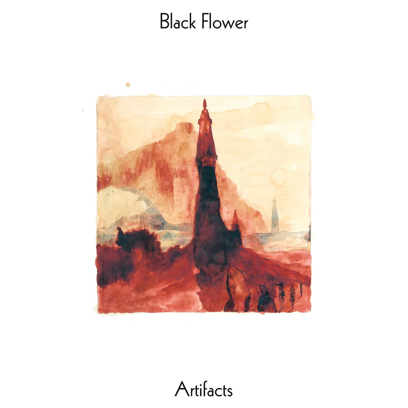BLACK FLOWER - ARTIFACTS