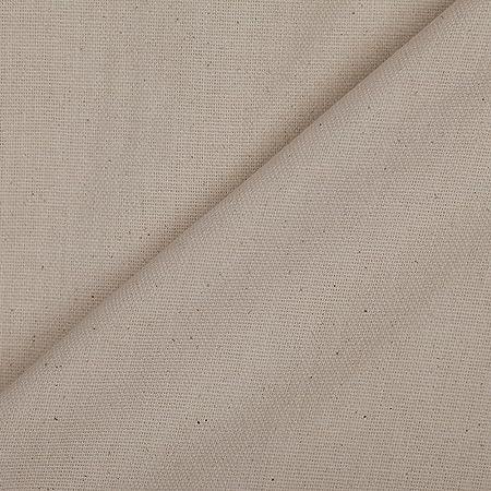 Tela Lienzo algodón Natté Panama 280 cm – Beige en bruto: Amazon.es: Hogar