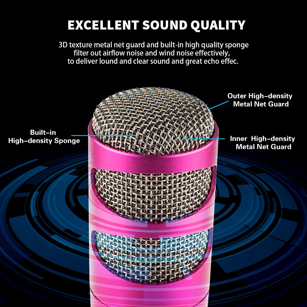 excellent sound quality