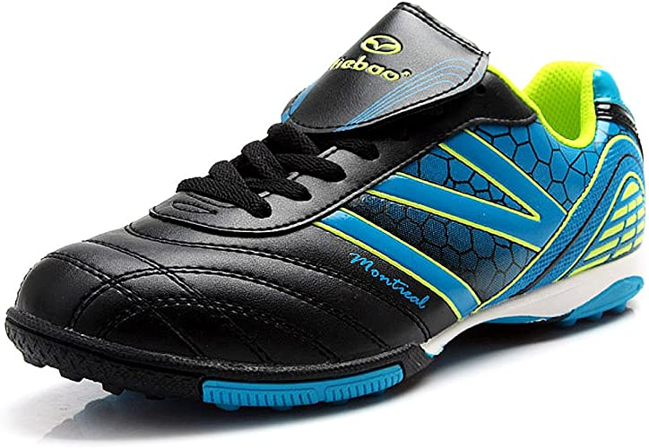 Soccer Pu Leather Football Shoes