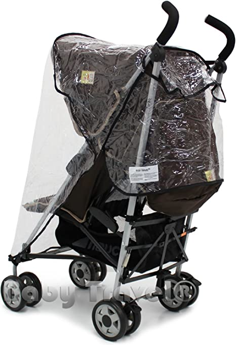Rain Cover To Fit Mamas And Papas Voyage Stroller