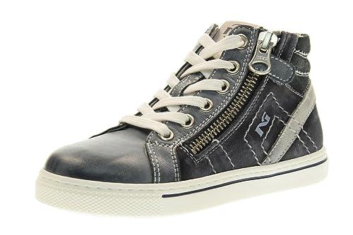 Nero Giardini Scarpe Bambino Sneakers Alte P734170M 214 (27 30) Taglia 27 40c4c6541b5