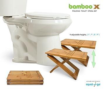 squat n go bamboo x toilet stool 7\