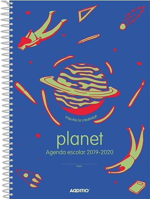 Amazon.com: Planet Agenda Catalan 2019-20 Additio for ...