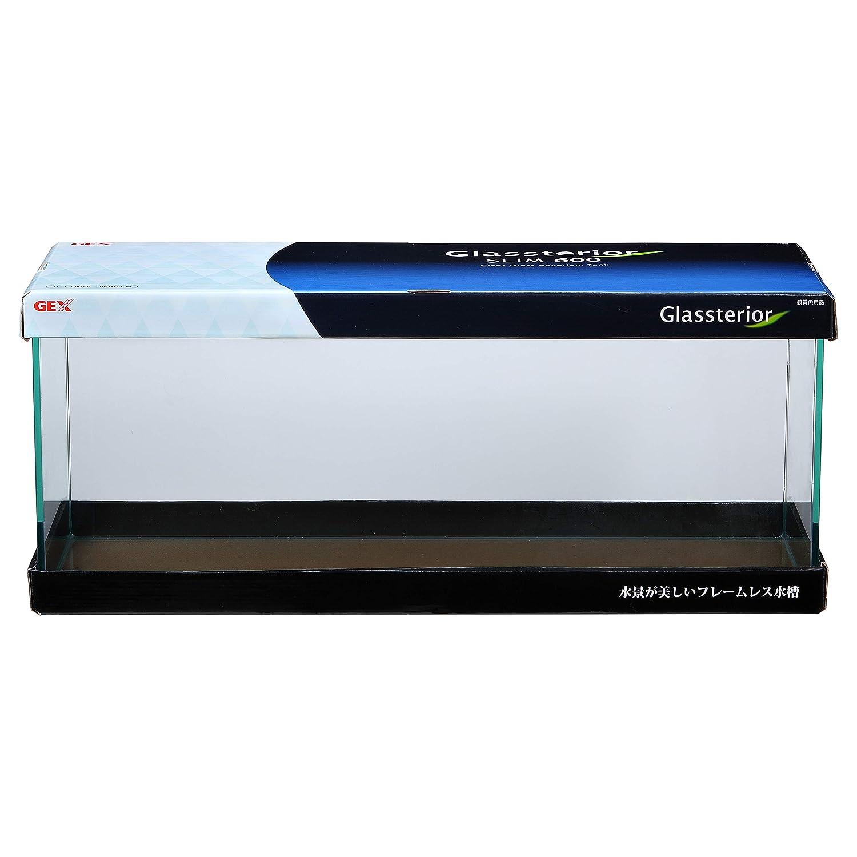 ジェックス グラステリアスリム600 フレームレス 幅60cm×奥行20cm×高さ25cm