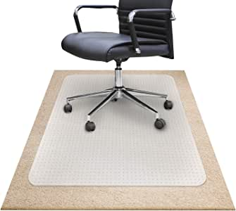 : Resilia Alfombrilla para silla de oficina (con