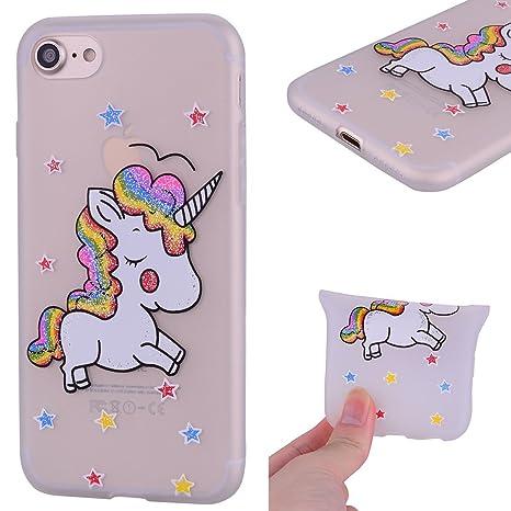 custodia apple iphone 5c unicorno