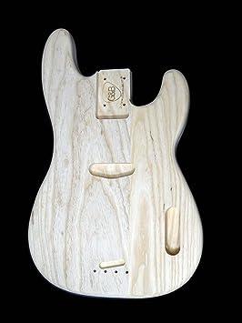Bajo eléctrico guitarra cuerpo 54 precisión: Amazon.es: Instrumentos musicales