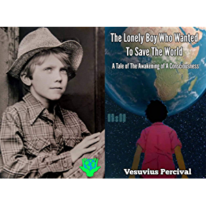 The Lonely Boy Who Wanted To Save The World: A Tale of The Awakening of A Consciousness