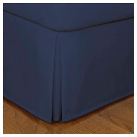 "Tailored Microfiber 14"" Bedskirt : Target"