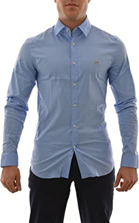 Camisa Lacoste CH2561 azul
