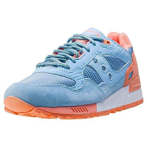 Saucony Shadow 5000 scarpe donna S70033-87 azzurro rosa 37 eu - 4 uk tela 2b9188d6b36