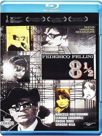 fellini - otto e mezzo blu-ray blu_ray Italian Import: Amazon.co.uk ...