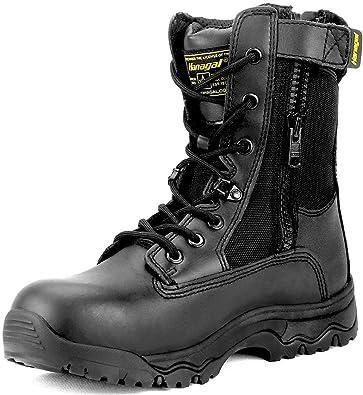Escalade Tactical Boots Black