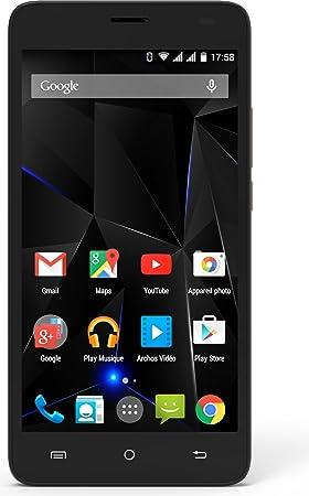 Archos Oxygen 50D-(Smartphone libre 4G pantalla: 5 pulgadas, 16 GB ...