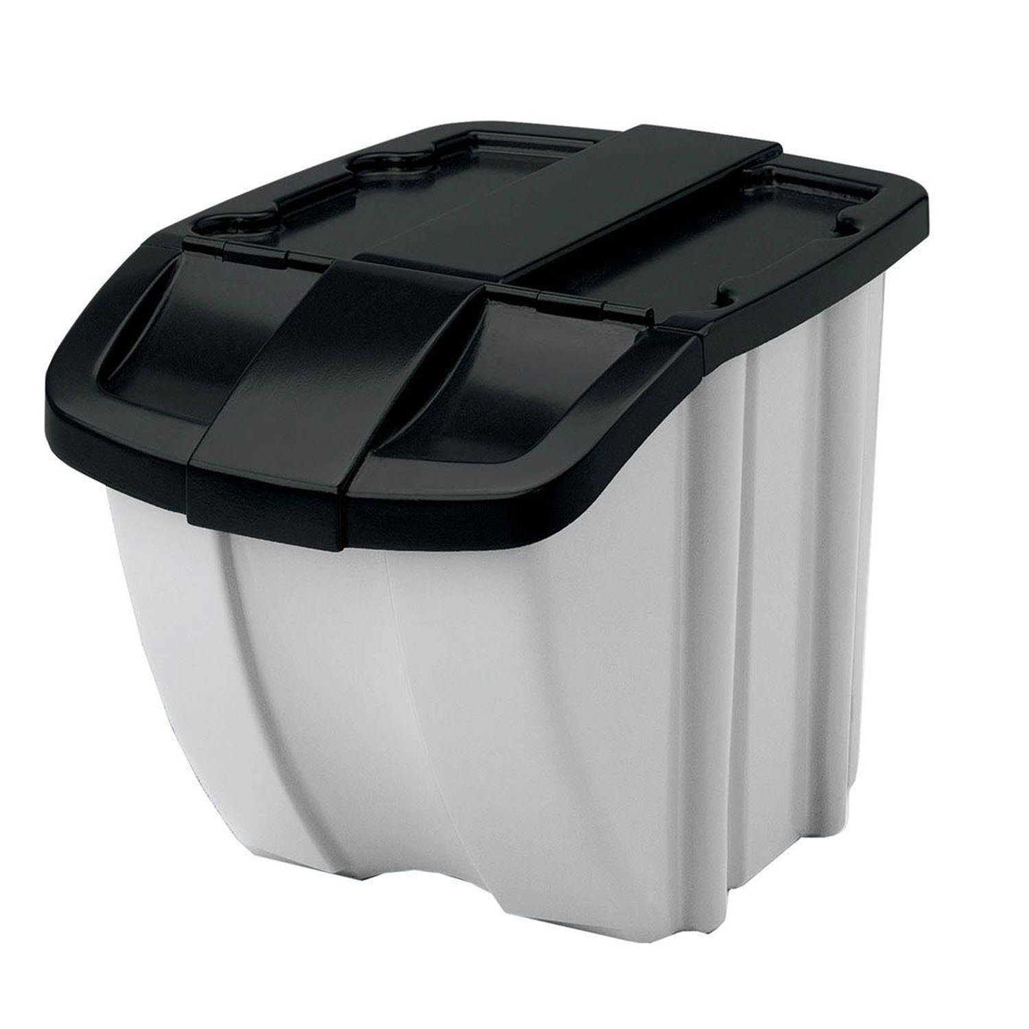 Suncast Stacking Recycling Bins