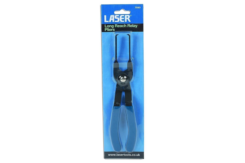 Laser Tools 7593 Alicates de rel/é de largo alcance