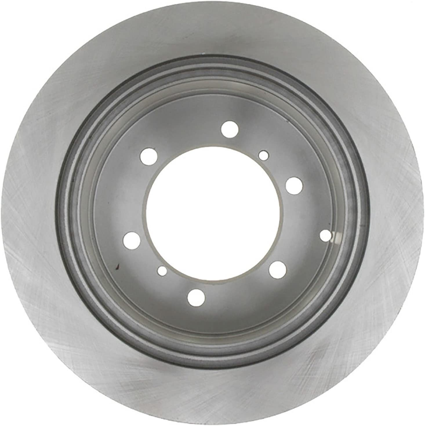 ACDelco 18A601A Advantage Non-Coated Rear Disc Brake Rotor