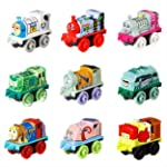 Thomas & Friends Minis - Zapatillas de Deporte, Multicolor